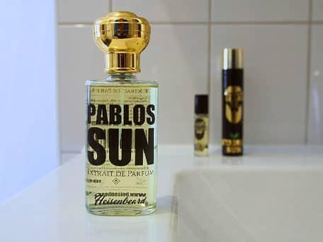 Männerparfum Pablos Sun
