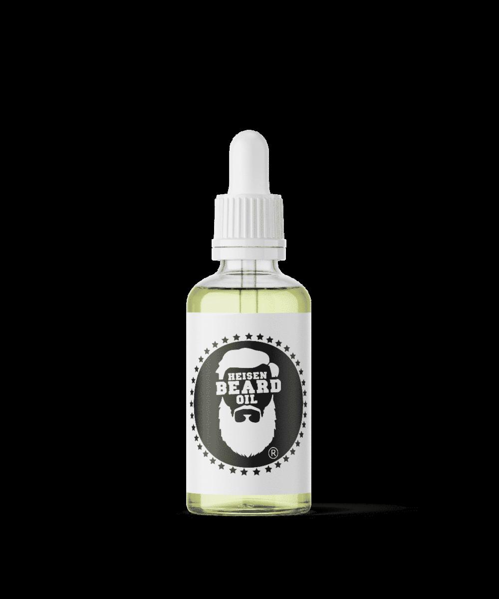 Heisenbeard Bartöl Soft 50 ml mit hochwertigem Arganöl