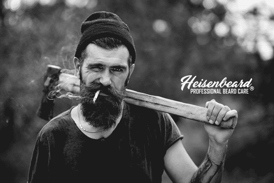 Heisenbeard professional beard care