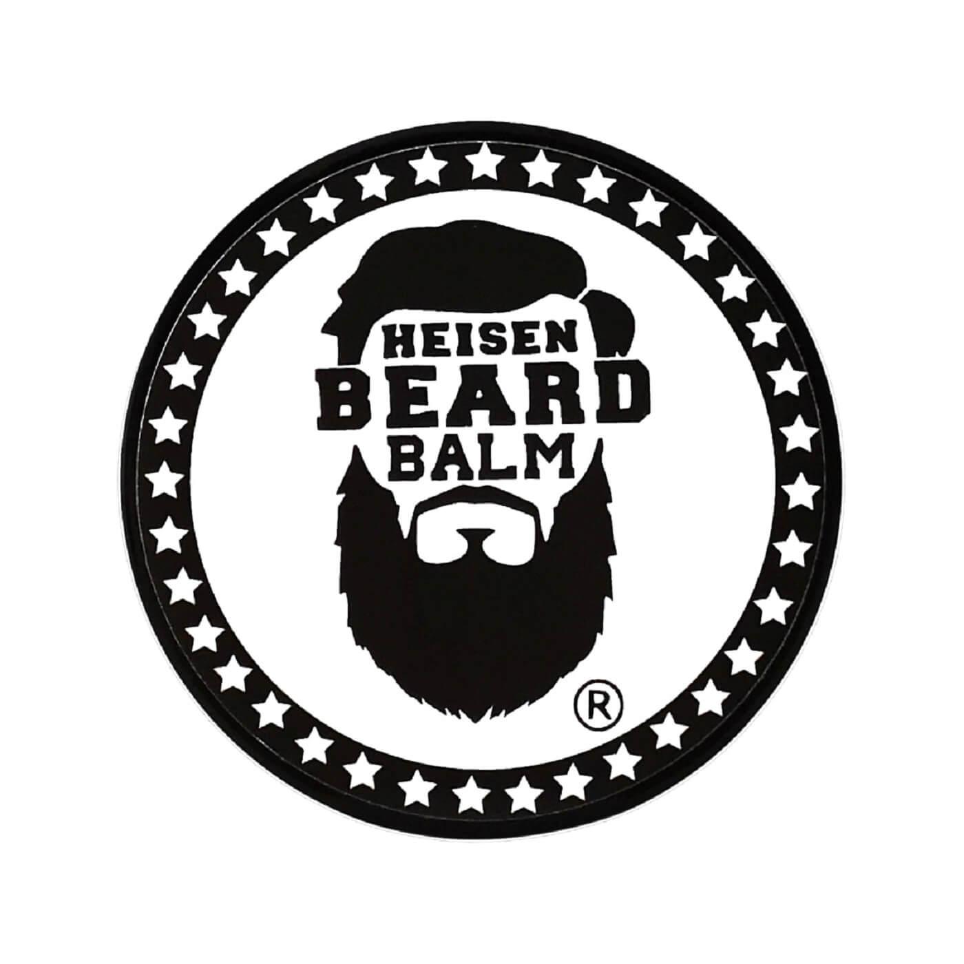 Bartbalsam 50 ml von Heisenbeard - Bart pflegen und formen