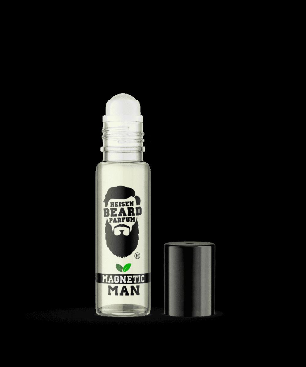 Heisenbeard Rollon Duft Magnetic Man Parfum mit 50% Duftanteil