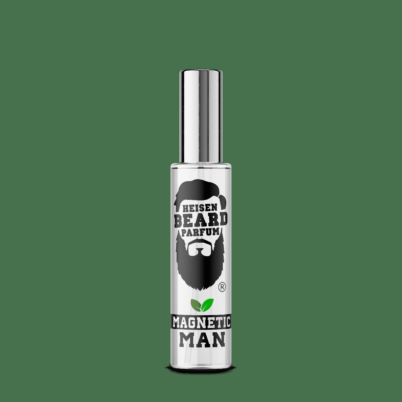 Männerdüfte: Eau de Parfum Heisenbeard Magnetic Man - fruchtig & süß