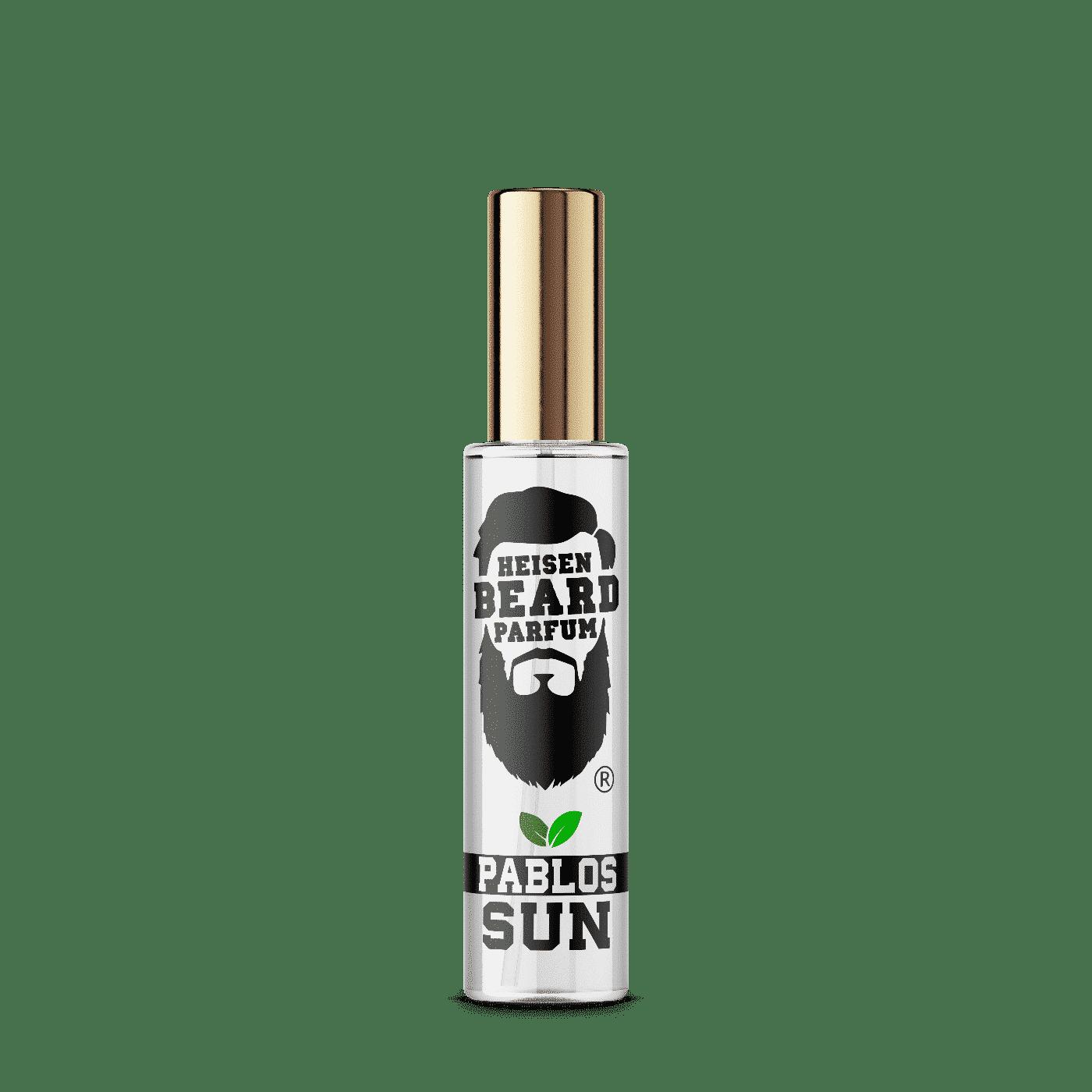 Heisenbeard Parfum - Eau de Parfum - Pablos Sun - 50ml - süß & holzig