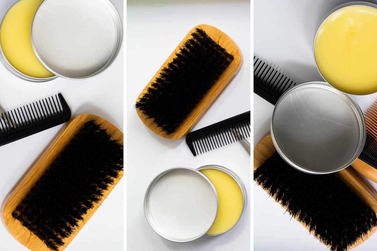 Was tun, wenn die Bartbürste stinkt