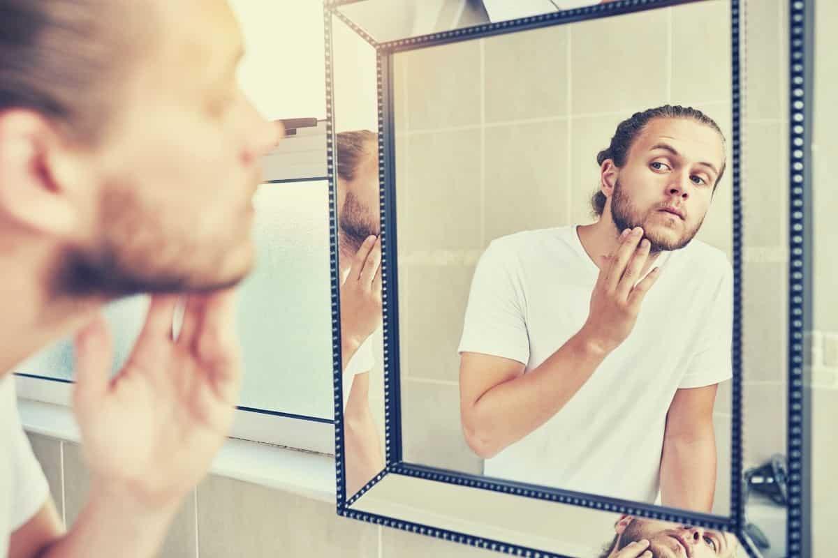 Bart und Minoxidil