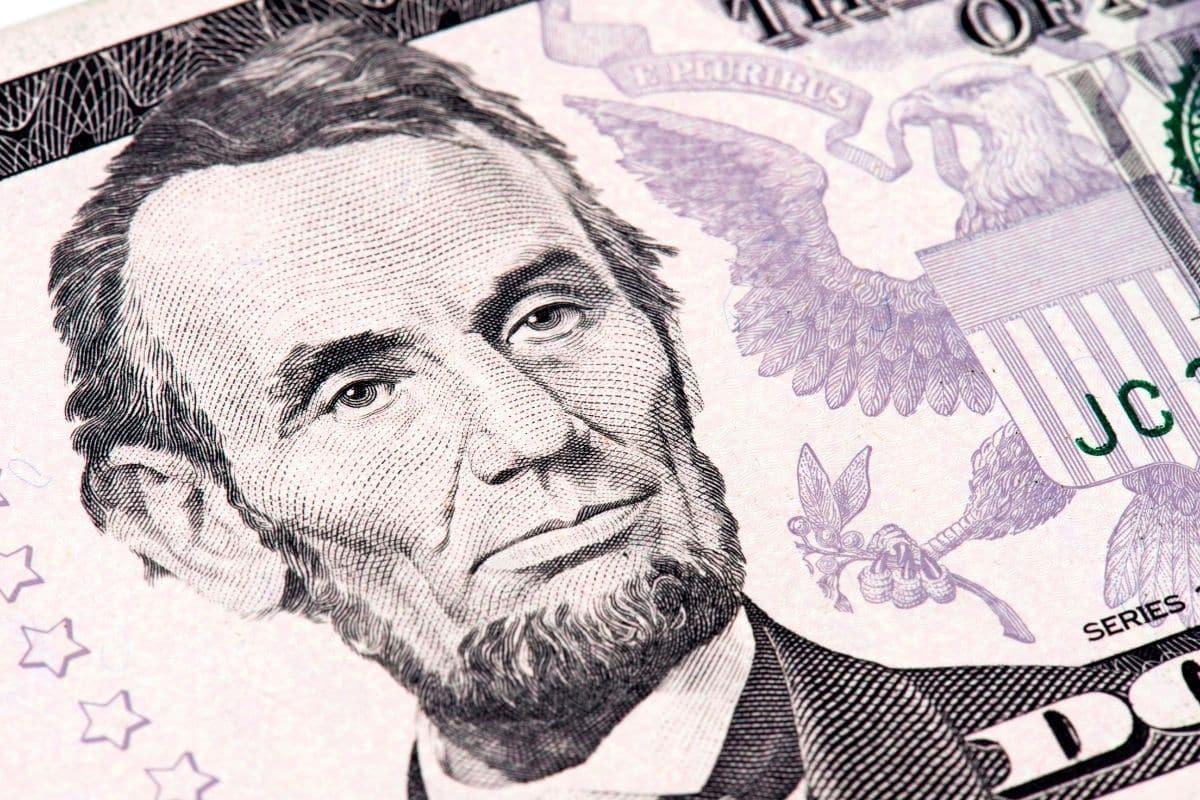 Lincoln mit Schifferkrause Bart