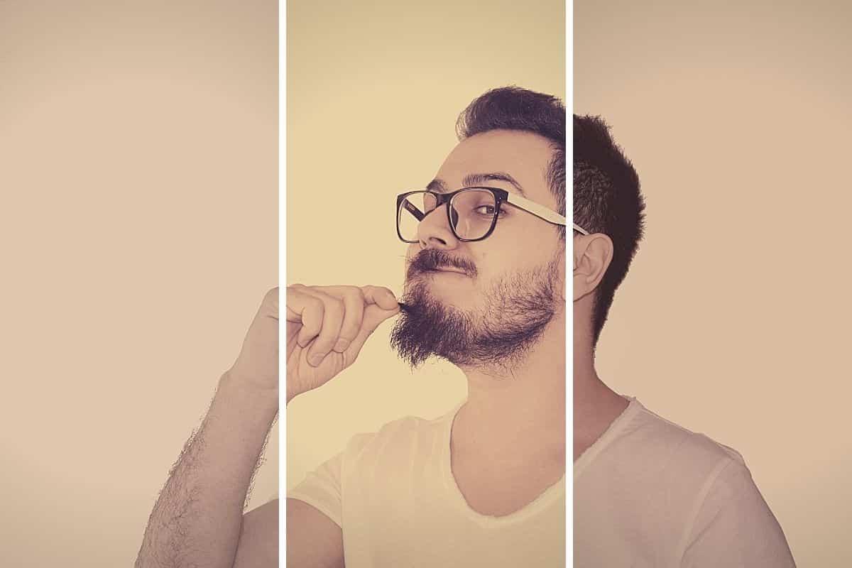 Bartstyles für wenig Bartwuchs