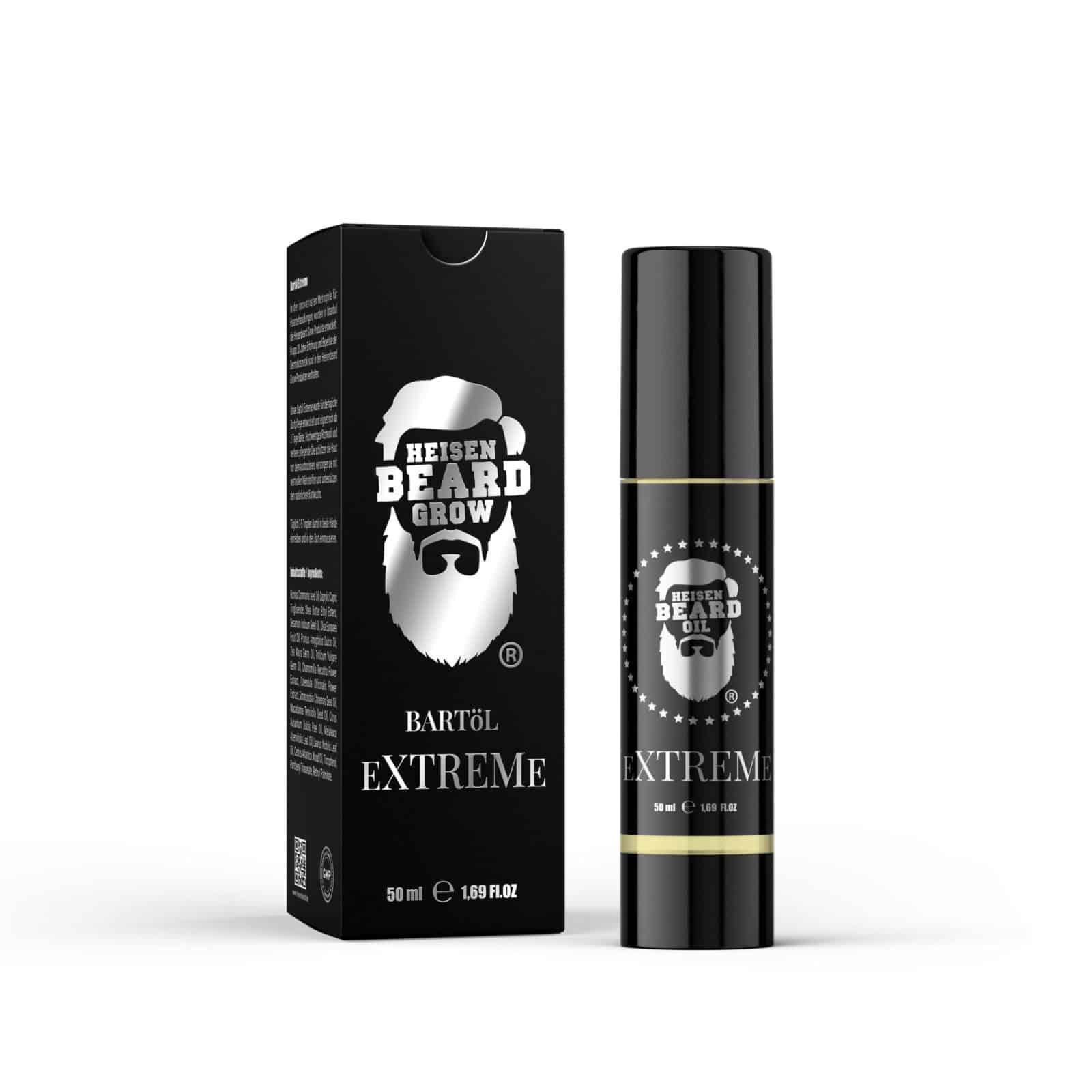 Bartöl Extreme Wachstum HBG Verpackung