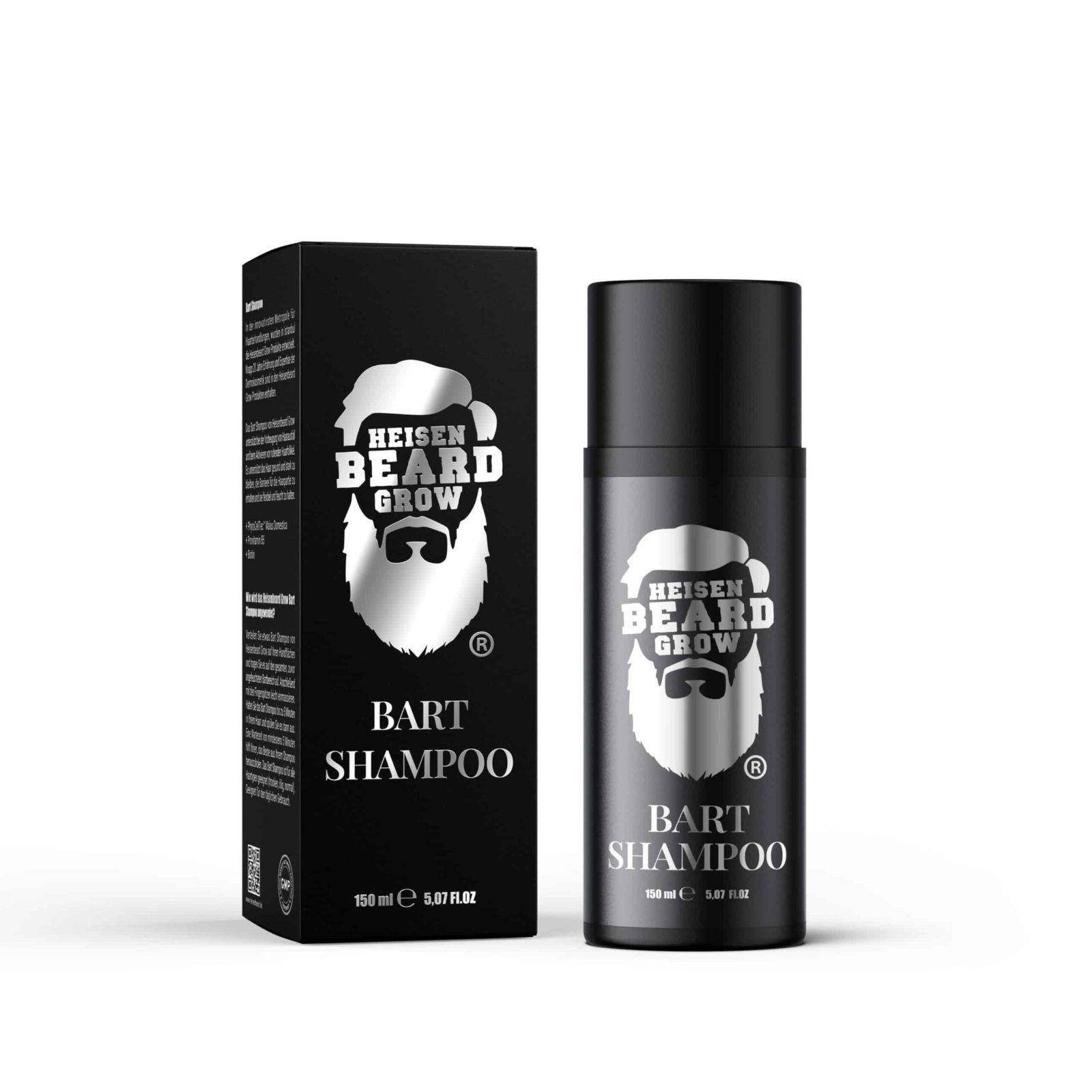 Bart Shampoo HBG + Verpackung